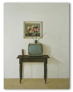 """Television"" by Holly Farrell"