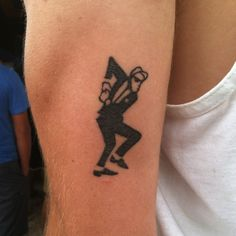 The best tattoo ever. #rudeboy