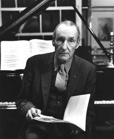 William S. Burroughs, New York City, February 7, 1984