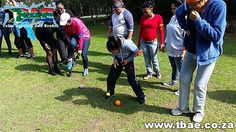 Pendulum Walk Team Building Activity #Woolworths #TeamBuilding #CorporateFunDay