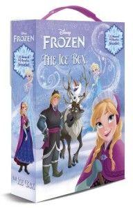 Disney Frozen – The Ice Box (Includes 4 Board Box Books) #disneyfrozen #disneyfrozenelsa #disneyfrozenanna #disneyfrozenolaf #disneyfrozenkristoff