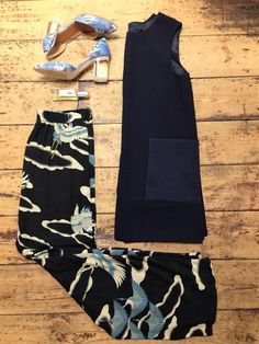 Rabens Saloner Trousers, Joseph Top, Emma go Heels, Custommade Perfume   wwwcollenandclare.com  #womenswear #ootd #custommade #joseph #emmago #shoes #outfit  #ootd