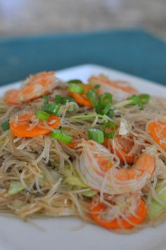 Pancit: Filipino food                              Delish