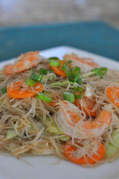 Picture 2872 « Pancit Bihon Recipe (Filipino Fried Rice Noodles) | Easy Asian Recipes at RasaMalaysia.com