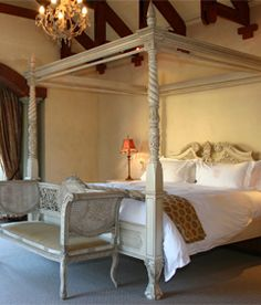 Franschhoek Country House and Villa's - 5 Star Luxury Hotel Accommodation in the Heart of the Franschhoek Valley
