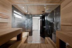 Kuvahaun tulos haulle moderni sauna puu