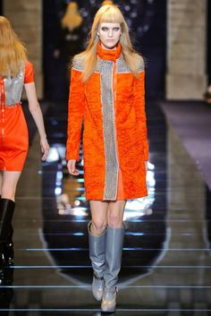 Fringes   From soft and side swept to the hottest blunt bangs! However it does need maintenance and certain fringe styles suit certain face shapes!    Seen on Versace