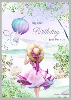 Happy Birthday Images With Birthday Wishes For Everyone Happy Birthday Wishes Cards, Happy Birthday Celebration, Happy Birthday Girls, Birthday Blessings, Happy Birthday Pictures, Vintage Birthday Cards, Happy Birthday Quotes, Birthday Fun, Happy Birthday Beautiful