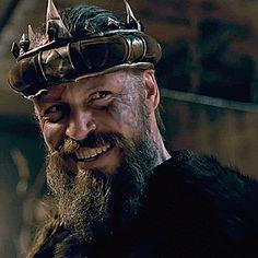 Vikings season 5...King Harald Finehair