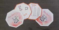 """Le MultiRapido est un jeu inspiré du """"Dobble"""" où l'on associe une multiplication et son produit. Une façon ludique et amusante d'apprendre ou réviser les tables de multiplications."""