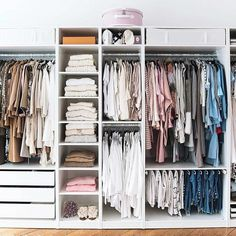 Ideas Ikea Closet Organization Pax Wardrobe Master Bedrooms For 2019 Ikea Closet Organizer, Best Closet Organization, Wardrobe Organisation, Organization Ideas, Organizing, Bedroom Organization, Closet Storage, Storage Room, Organising Tips