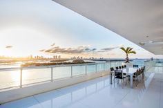 Bentley Bays Essential Miami Beach Penthouse by Luxy Mag
