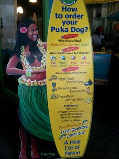 Puka Dog Hawaiian Style Hot Dogs