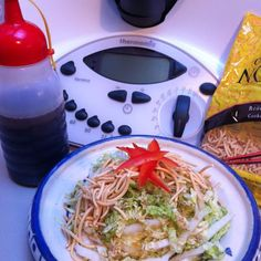 Recipe Oriental fried noodle salad by swindas - Recipe of category Side dishes