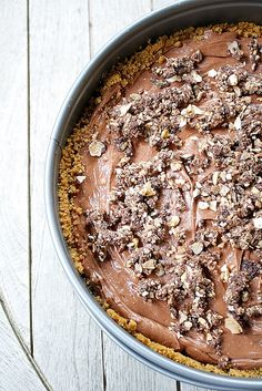 This is a winner this No bake Nutella Cheesecake could not be easier to make. You don't have to worry about turning on the oven or the…