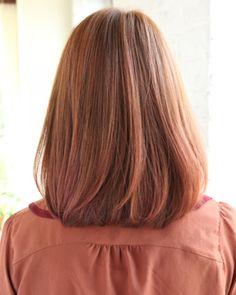 内巻きボブ|HOULe|(ウル)|美容室・美容院 - ヘアカタログLucri(ラクリィ)|最新のヘアスタイル・髪型情報を紹介
