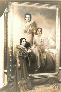 Philippine Women, Philippine Art, Philippines Fashion, Philippines Culture, Filipino Art, Filipino Culture, Filipiniana Dress, Filipino Fashion, Goddess Names