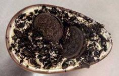 Ovo de Colher de Oreo (como fazer o recheio)