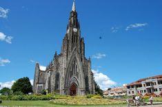Catedral de Pedra, Canela, Rio Grande do Sul - Brasil