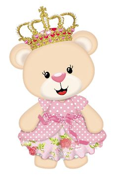 Clipart Baby, African American Artwork, Royal Baby Showers, Bear Theme, Baby Clip Art, Baby Shawer, Decoupage Vintage, Baby Shower Princess, Cute Teddy Bears