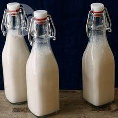 Waniliowe mleko migdałowe @ allrecipes.pl