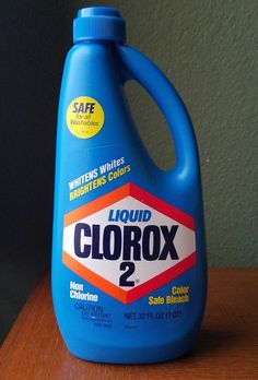 Bleach Bottle, Spray Bottle, Clorox Bleach, R Colors, The Good Old Days, Grocery Store, Whitening, Cleaning Supplies, Vintage