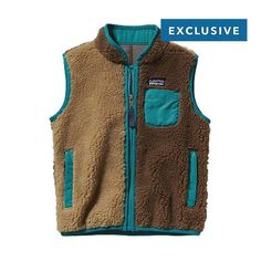 Baby Limited Edition Retro-X® Vest (61140)