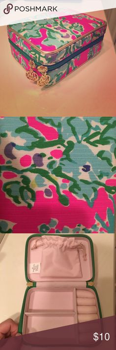 Lilly Pulitzer jewelry box! Cute Lilly Pulitzer jewelry box for sale! Accessories