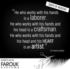 Great artist quote