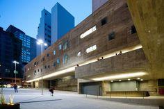 Praça das Artes / Brasil Arquitetura