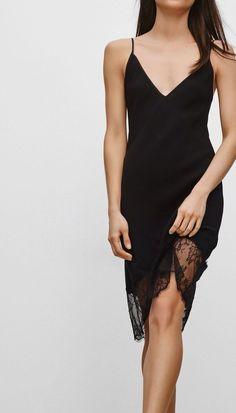 awesome Платье комбинация с кружевом (50 фото) — С чем носить? Гид по стилю