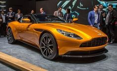 2017 Aston Martin DB11                                                                                                                                                                                 More