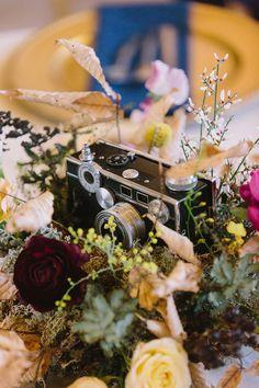 Vintage travel wedding as seen on @offbeatbride