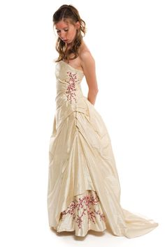 Cherry Blossom Bridal Gown Wedding Dress - Cherry Blossom Style - Avail & Company, LLC