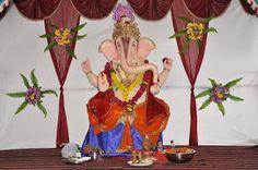 #Ganesh Festival#Poly Hingna#Nagpur