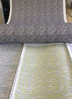Wallpaper collection from Aran Ambitions Collection A/W 2014