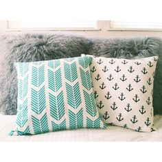 Theglitterguide: We Also Love These Fun Pillow Covers From...