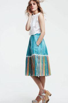 Lauren Moffat Spring 2012 lookbook