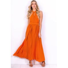TIE YOUR WAY MAXI DRESS from Dissh.