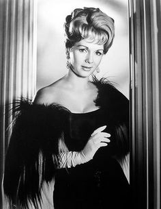Debbie Reynolds, this is a truly dynamic woman.