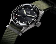 Blancpain Fifty Fathoms 5000-1110-NAKA