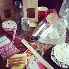 Trucs et astuces pour faire un panier gourmand maison et pas cher en diverses occasions au long de l'année : Noël, anniversaire, fin d'année scolaire ...