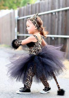 . #Leopard #Tutu #Tulle #Cat: