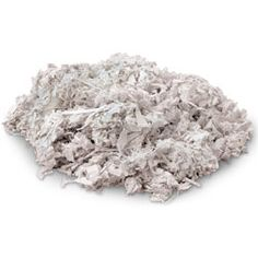 $8.85 8oz of cotton rag pulp for papermaking. Makes 60 sheets! Great for journeling