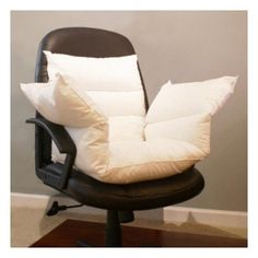 Pillow with Purpose Comfy Seat Cushion *** You can get more details by clicking on the image.