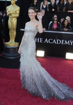 Celebs wow at the 2011 Oscars