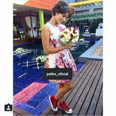 Vestido que Karina, Isabella Santoni, usou no Casamento de Jade e Cobra, Malhação | Woman Chic