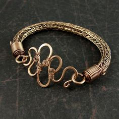 Wickwire Jewelry: Bronze Bracelets and Patinas