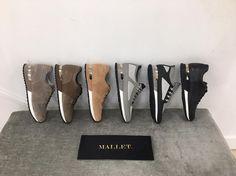 Put your best foot forward this weekend with new arrivals from @mallet_footwear ✔️ #MALLETFOOTWEAR  #FLANNELS #FLANNELSMAN #MENSWEAR #MENSWEARSTYLE #FOOTWEAR #TRAINERS #SNEAKERS #AW16