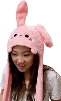 Heated Slippers, Outfits With Hats, Kpop Outfits, Pastel Goth Fashion, Bunny Hat, Easter Colors, Electronic Gifts, Young At Heart, Super Cute Dresses